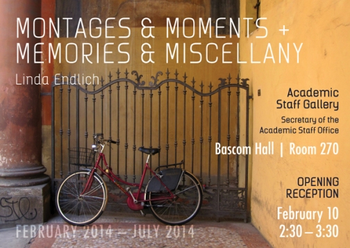 Montages & Moments: Memories & Miscellany