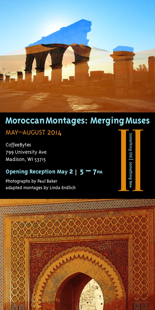 Moroccan Montage: Merging Muses II